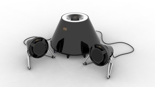 Altec Lansing Expressionist-Plus Fx3021 2.1 Speaker System