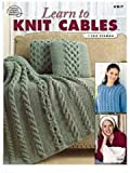 Learn to Knit Cables (American School of Needlework, No. 1358) (159012085X) by Edie Eckman
