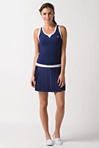 Technical Jersey Color Block Dress