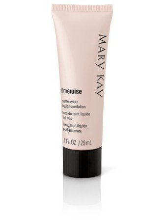 TimeWise Matte-Wear Liquid Beige 3 Foundation - 1