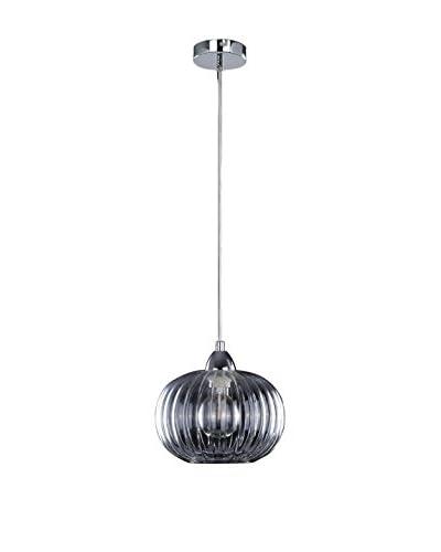 Light&Co. Lámpara De Suspensión Universe Metal/Transparente