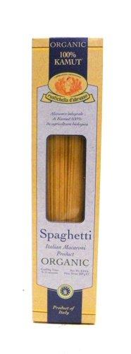 Rustichella Organic 100% Kamut Spaghetti Pasta 8.8 oz