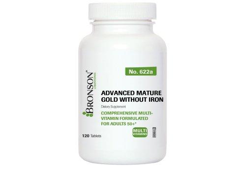 Advanced Mature Gold Without Iron