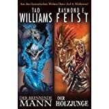 "Der brennende Mann / Der Holzjungevon ""Tad Williams"""