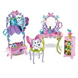Barbie Mariposa Vanity Playset