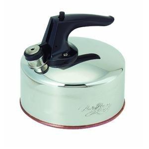 World Kitchen/Ekco 3511217 Revere Whistling Teakettle