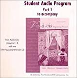 Student Audio CD Program Part A to accompany Vis-a-vis (0072870397) by Amon, Evelyne