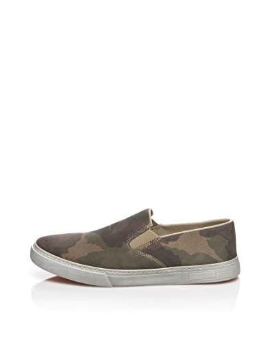 CINTI Slip-On [Verde Camouflage]