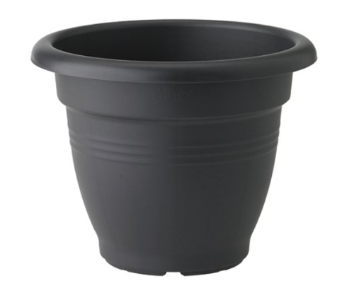 Elho verde Basics Campana 2055340 Vaso di fiori neri 35 x 35 x 27 cm