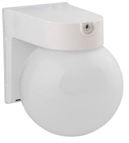 Ledslr12Wh - Globe Led Outdoor Security Light - 12 Watt