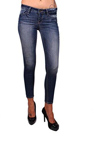 Cello Jeans Women Ankle Skinny Jeans 13 Medium Denim