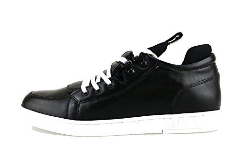 CESARE PACIOTTI 4US 40 EU sneakers uomo nero pelle AG123