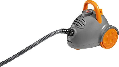 bomann-dr-906-cb-limpiadora-al-vapor-de-35-bar-9-accesorios-1350-w-color-gris-y-naranja