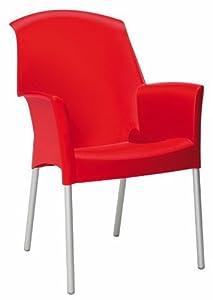 Silla Ola Scab Rojo