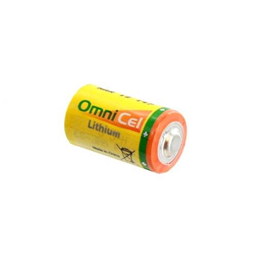 Omnicel Er14250Hd 3.6V 1/2Aa Lithium Standard Terminal Battery front-168451