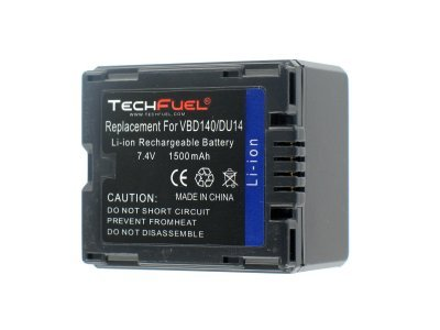 Hitachi DZ-BP07PW Camcorder Battery - Premium TechFuel® Extended Capacity Battery