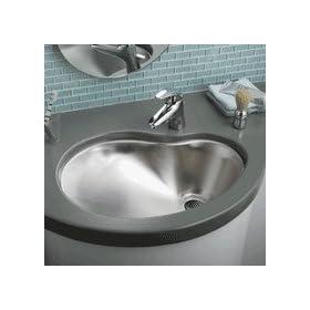 Elkay MYSTIC211415 Asana Single Bowl Undermount Sink, Stainless Steel