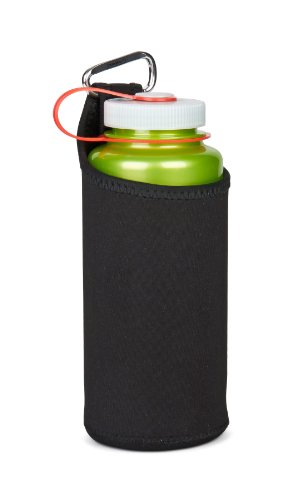 Nalgene Bottle Sleeve (Black, 32-Ounce) (Nalgene Water Bottle Sleeve compare prices)