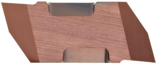 Sandvik Coromant TLTK-2R 1125 PVD Coated Solid Carbide Top Lok Threading Insert, V Profile Thread (Pack of 10)