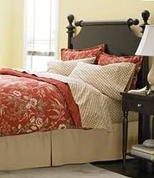 Martha Stewart Exotic Vine Flannel Pillow Sham