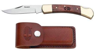 Mossberg 3 3/4 Inch Lock Back Folding Knife