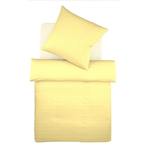 fleuresse-interlock-jersey-bettwasche-jil-mit-nadelzugdesign-2041-gelb-155x220-cm