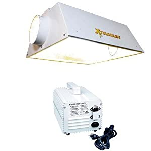 xtrasun 1000 watt hps 6ac economy grow light system and ph control kit. Black Bedroom Furniture Sets. Home Design Ideas