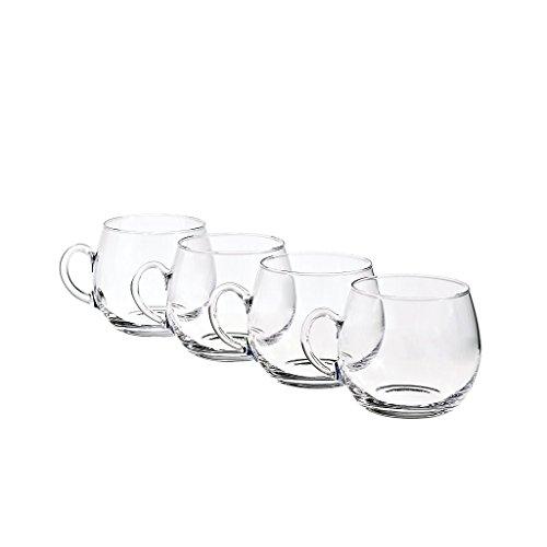 Set 4 Punch Bowl, Punch Mug, Punch Glasses