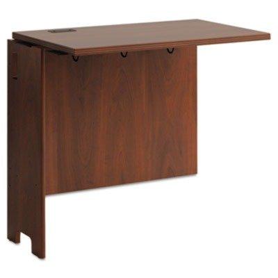 Bush Furniture Envoy Series Return, 32w x 20d x 30-1/4h, Hansen Cherry PR76515