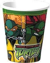 Teenage Mutant Ninja Turtles Cups 8ct - 1
