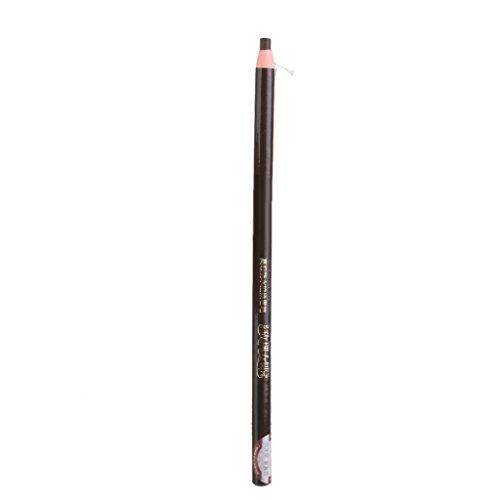 Crayon à Sourcils Eyeliner Etanche Maquillage Brun A1