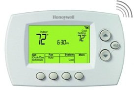 Honeywell FocusPRO TH6320WF1005 Wi-Fi Honeywell FocusPro 7 day programmable thermostat at Sears.com