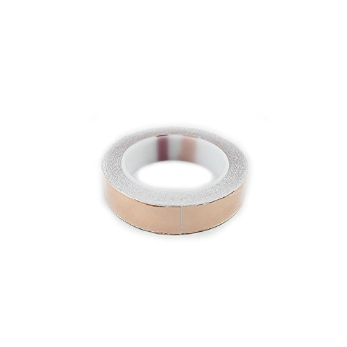 museunlimited-25mm-30m-adhesive-single-face-electric-conduction-copper-foil-tape-emi-shielding-guita