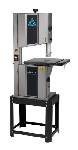 Delta 28-400 14 in. 1 HP Steel Frame Band Saw image