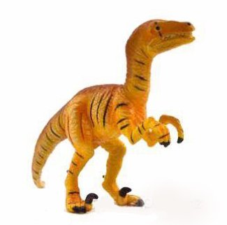 MOJO VELOCIRAPTOR PAINTED REPLICA DINOSAUR ANIMAL COLLECTABLE TOY FIGURE 387079