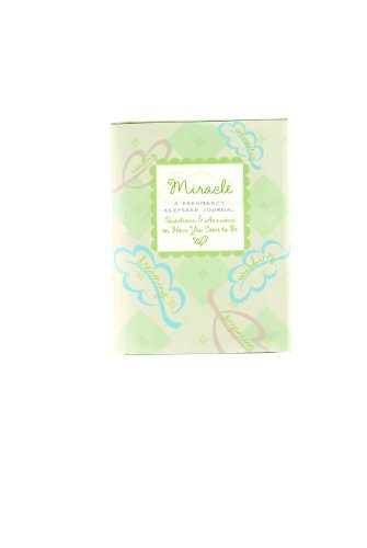 The Grandparent Gift Co. Miracle Pregnancy Journal