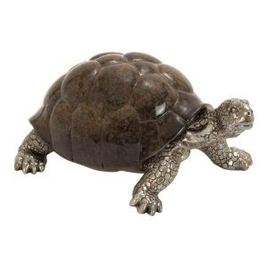 Benzara 98391 Large Walking Turtle Garden Decor Statue Sculpture 8lbs at Sears.com