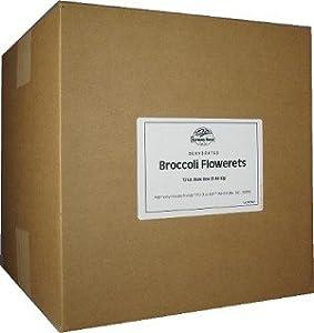 Dehydrated Broccoli (12 lb. Bulk Box) - Perfect for Food Storage, Emergency... by Harmony
