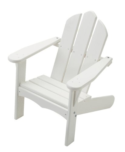 Little Colorado Child's Adirondack Chair- White