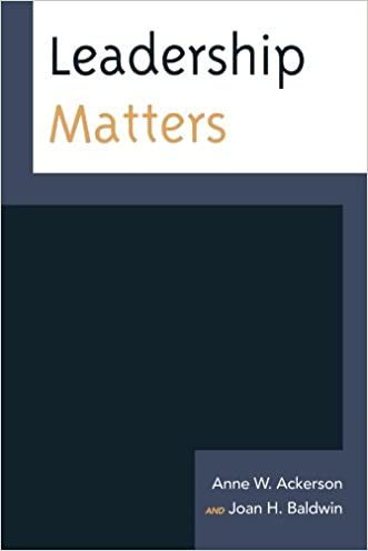 Leadership Matters (American Association for State and Local History)