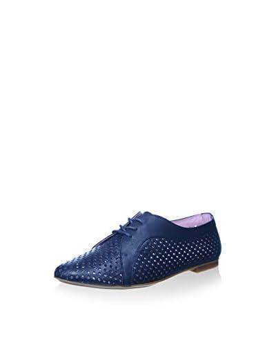 Bisue Zapatos de cordones Azul EU 42
