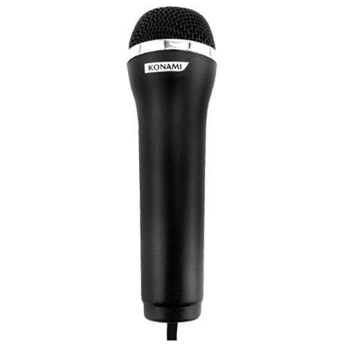 Official Konami Usb Logitech Microphone - Black [