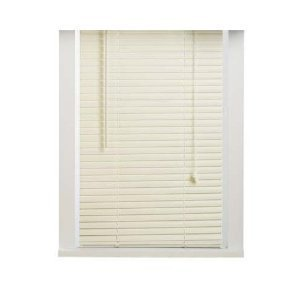 ACHIM Wide Window Blinds - Size (42-inch Wide x 72-inch Long) Color (Alabaster) at Sears.com