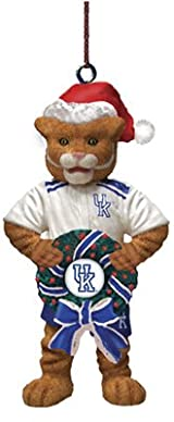 Mascot Wreath Ornament-Kentucky