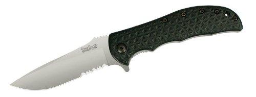 Складной нож Kershaw Volt II Serrated Edge Folding Knife