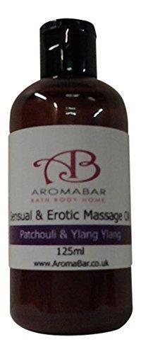 Ylang Ylang & Patchouli Olio Da Massaggio 125ml Sensuale & Erotico