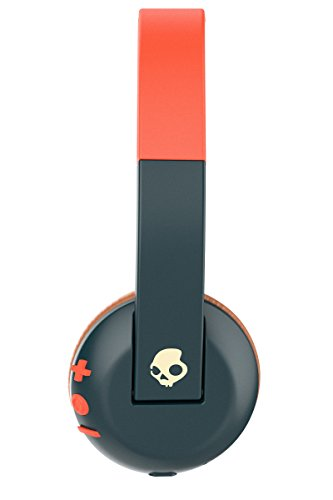 Skullcandy S5URHW-510 Uproar Wireless 2.0 Evergreen Orange Cream