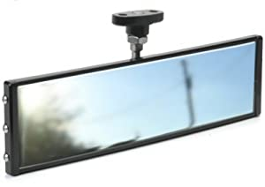 Amazon Com Axia Alloys 9 Inch Panoramic Rear View Mirror
