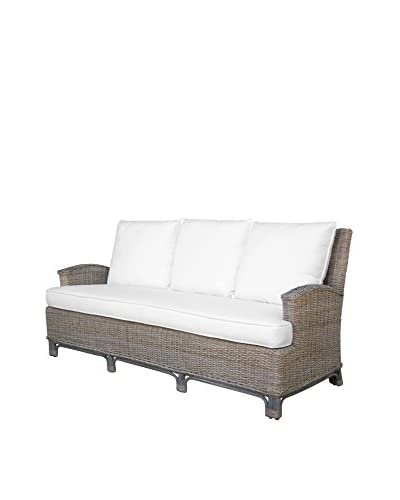 Panama Jack Exuma Sofa With Cushions, Kubu Grey