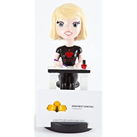 Bobble Buddy (Nail Tech) Blonde